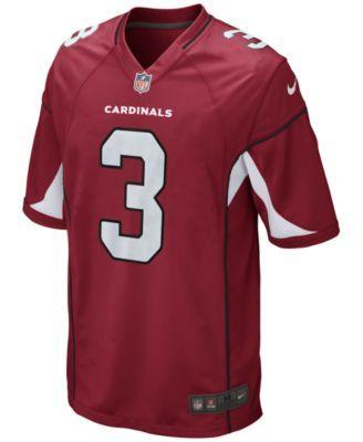 Nike Women's Carson Palmer Arizona Cardinals Game Jersey - Red XXL