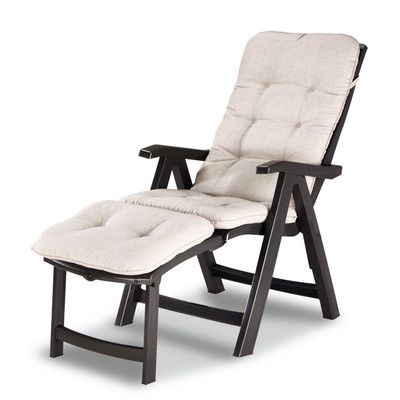 Best Freizeit Deckchair Florida mit Auflage & Reviews | WF