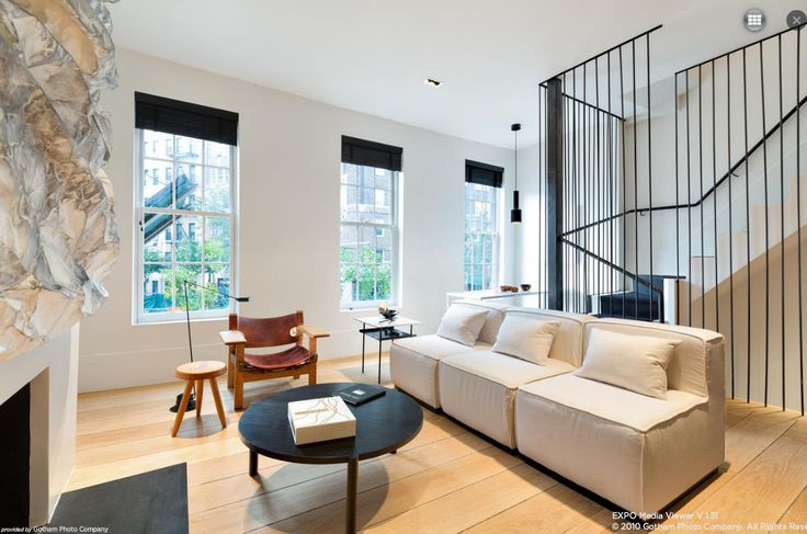 Tucked near the corner of West 12 Street on Eighth Avenue, there's a cute little townhouse—Property Shark says it measures just 1,500...