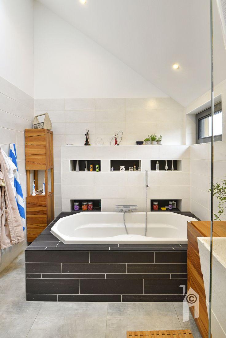 Modern ecologisch biobased woning met een schitterende badkamer
