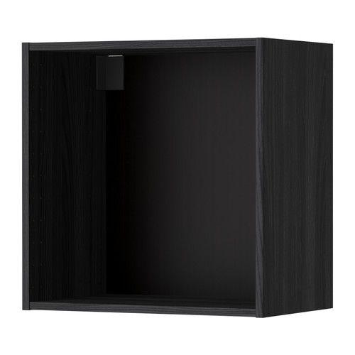 METOD Bovenkastelement IKEA Stevige constructie basiselement: 18 mm dik