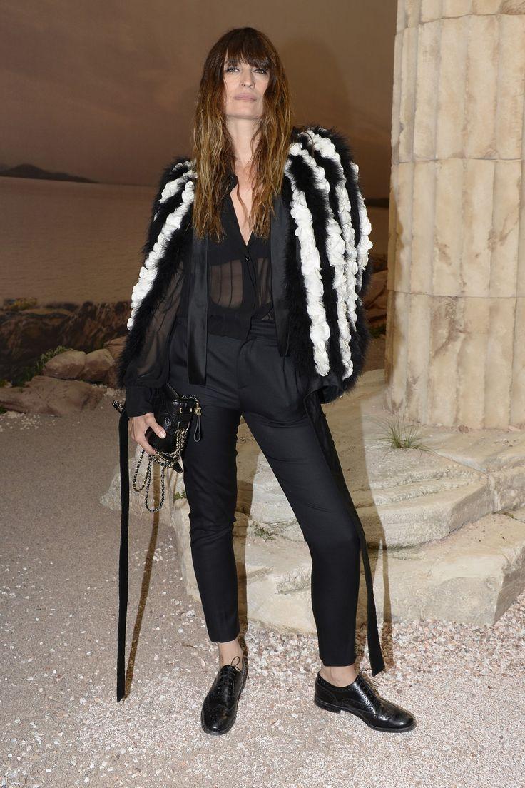 Caroline de Maigret at Chanel Resort 2018
