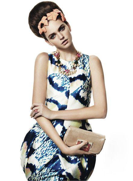Hatmaker головной убор для направляющих Grazia Magazine Весна Гонки Кубок Мельбурна моды 2011