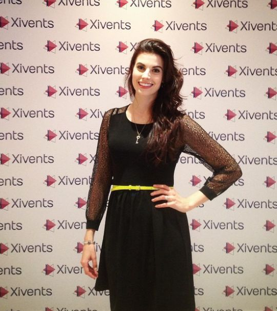 Meghan at Xivents Fairy Tales 3