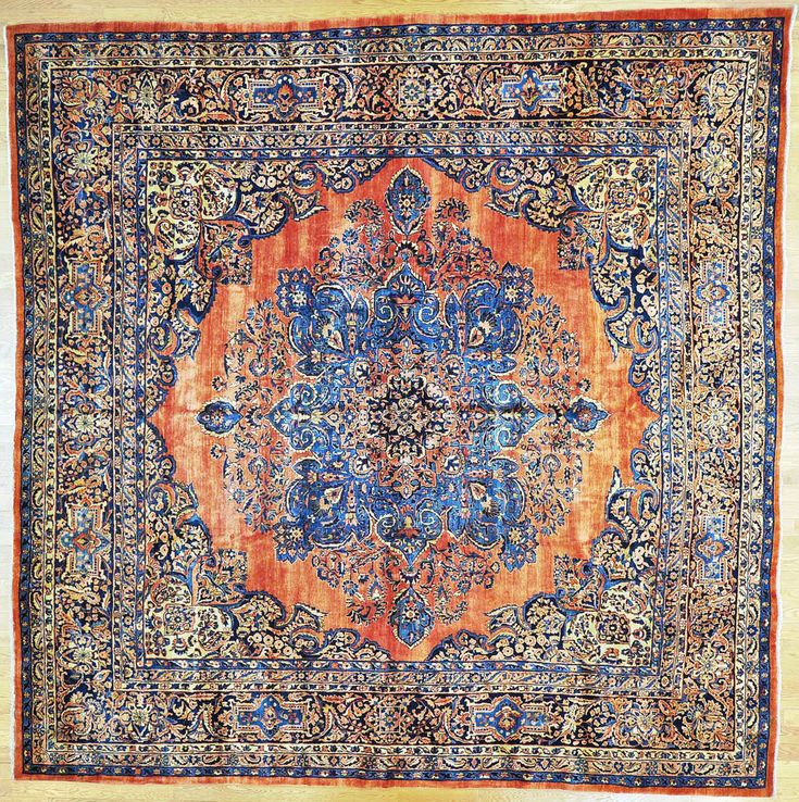 Handmade Indian Persian Rugs: 39 Best Sarough Persian Rugs Images On Pinterest