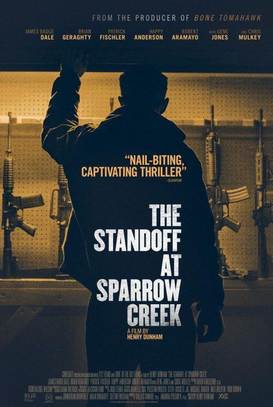 Resultado de imagem para standoff at sparrow creek 2018