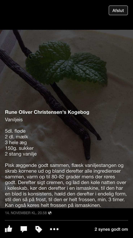 Vanilje is