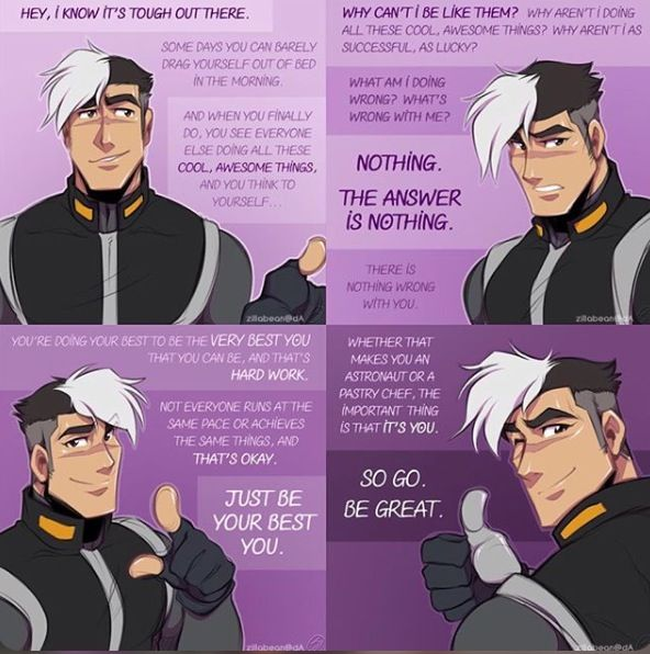 Space dad wisdom. I'm not crying there's just like a twig in my eye