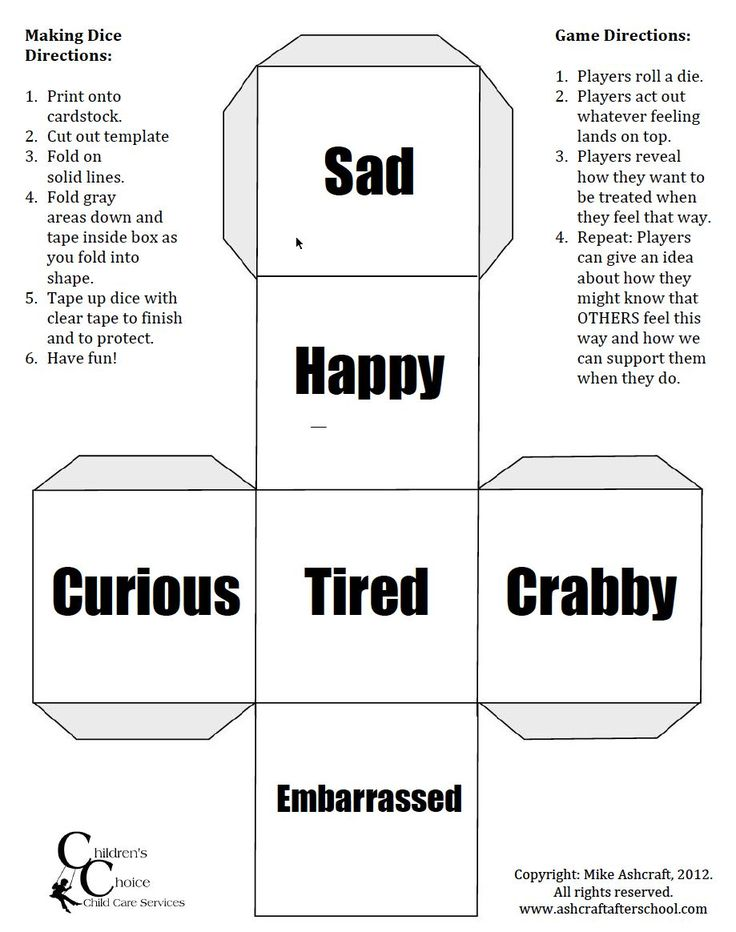61 best team building images on pinterest teamwork team feelings and emotions dice game just print on card stock fold and tape ccuart Gallery