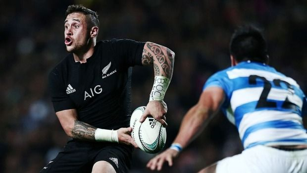 """TJ Perenara: """"I'm not going out there to be anyone else. I'm going to be me."""""""