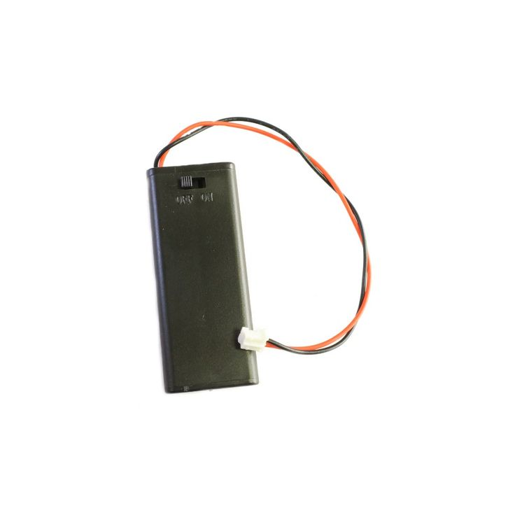 Get This Premium Aaa Battery Holder With Switch And Cover Perfect For Bbc Micro Bit Battery Holder Micro Aaa Batteries