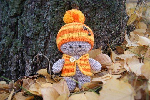 CEF esquema de punto de crochet juguetes Descripción M-
