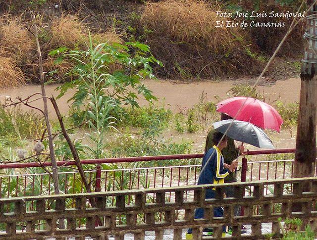 Mañana miércoles 21 octubre no se suspenden clases en Gran Canaria por alerta de lluvias      Bulos...