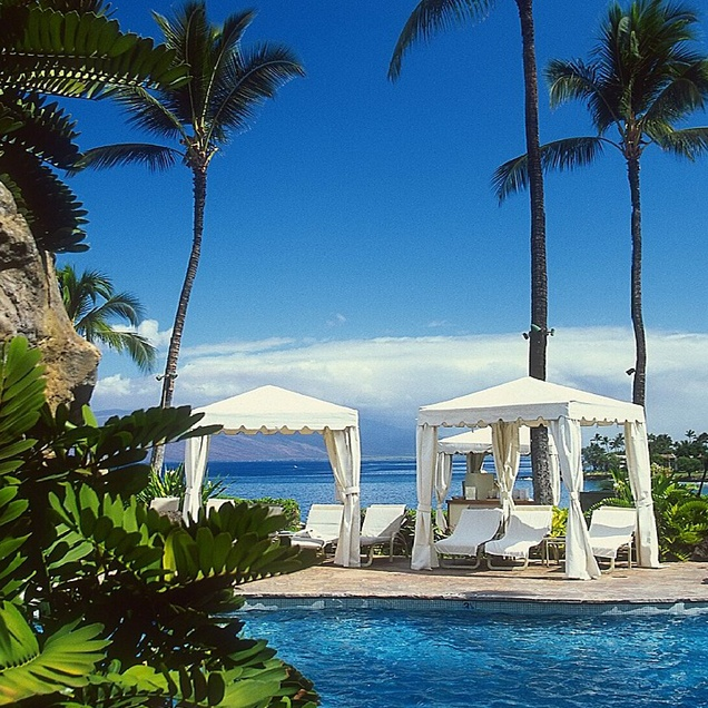 Find sun-soaked tranquillity at Four Seasons Resort Maui, the epitome of a classical Hawaiian palace.