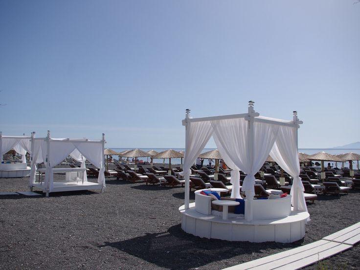 Destination - La Mer Deluxe Hotel & Spa #KAMARI #BEACH #BLACK #WHITE #VOLCANO #DESTINATION #HOTEL #RELAX #SUMMER