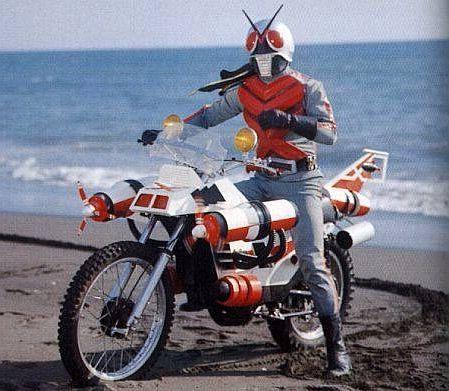仮面ライダーX : 今度の仮面ライダーはバイクに乗らない?!「行こうぜ、加速したその先へ」 - NAVER まとめ