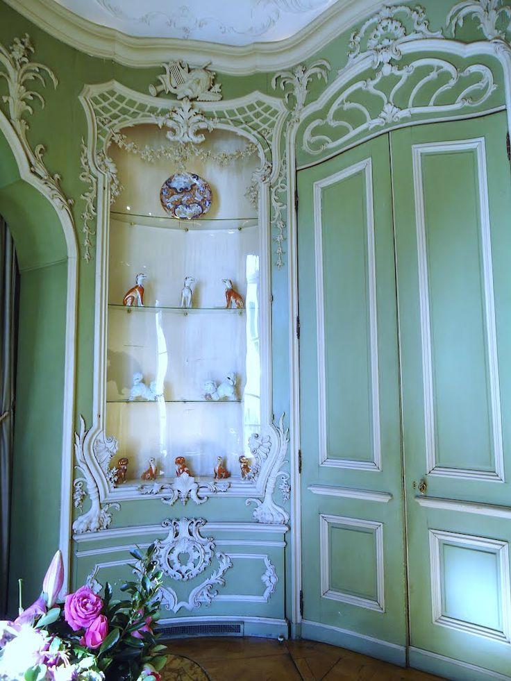 Paris h tel de boisgelin ou de la rochefoucauld for Boudoir hotel