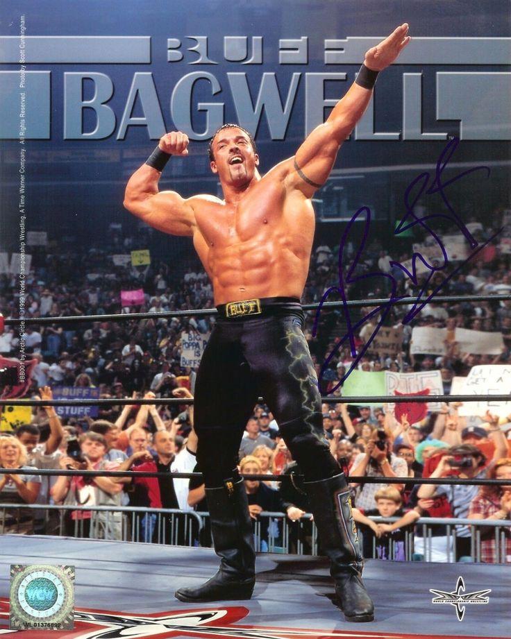 wcwworldwide: Buff Bagwell WCW Promo Photo [1999] Buff is ...