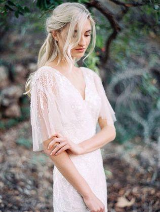 Свадебное вдохновение: 10 видов декольте - The-wedding.ru