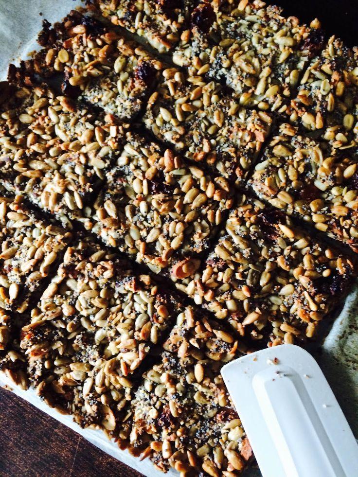 Kahvaltılık Tohum Krakerleri – Badenin Şekeri