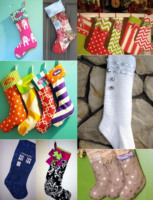ideas para los calcetines de navidad
