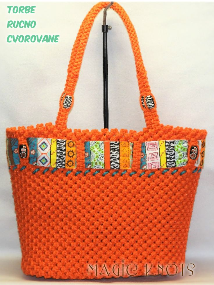 Macrame bag https://www.youtube.com/watch?v=ZZ9JD4uQWAk