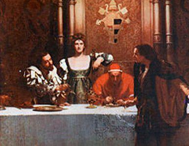 César Borgia vs Giovanni Borgia - Pasaje de la Historia