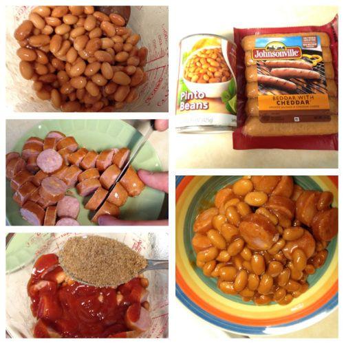 "... Weenies, Ramen Noodles and Popcorn. I had my ""little"" cousins"