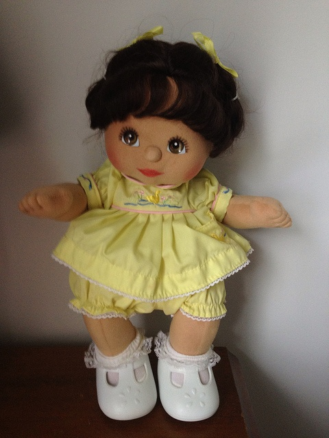 .Hispanic omg! I have this doll her name is lil Annabeth!!