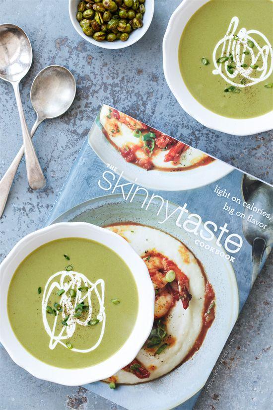 Paleo Edamame Soup