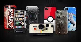 divertidas capas para IPHONE, belas representações das redes sociais etc...