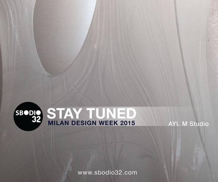 AYI. M Studio #Sbodio32Contributors at #VenturaDistrict during #MilanDesignWeek
