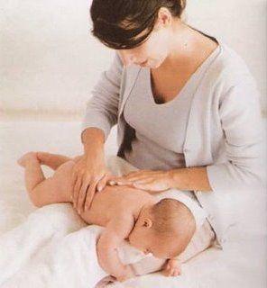 shantala (masagem para bebes)