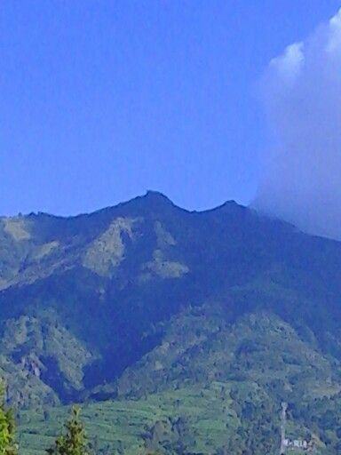 Mt. Merapi #Indonesia ♥