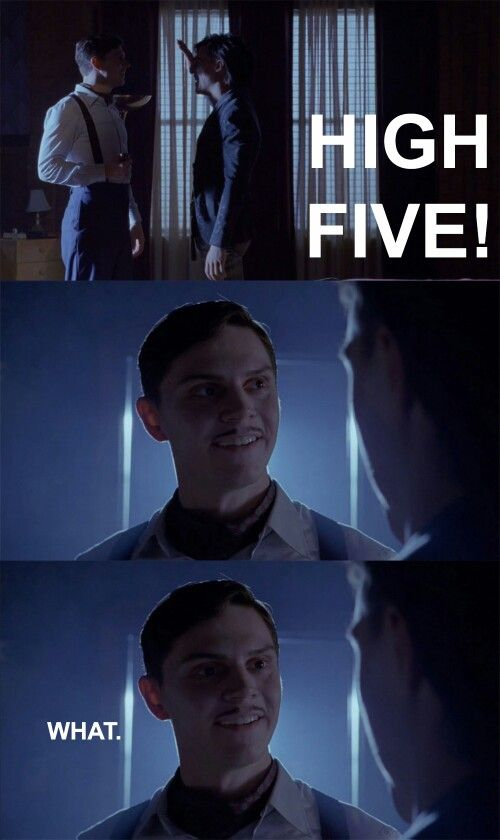 American Horror Story: Hotel | Evan Peters as James Patrick March