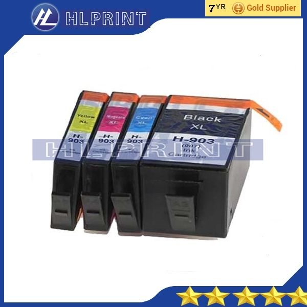 60.00$  Watch here - http://ali4dv.shopchina.info/1/go.php?t=32814910391 - bk 50ml   4pk Compatible ink cartridge hp903xl 903xl 907xl for hp OfficeJet Pro 6960 OfficeJet Pro 6970 All-in-One Printer 60.00$ #magazineonlinebeautiful