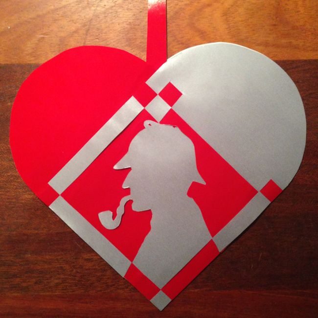 Sherlock Holmes hjerte
