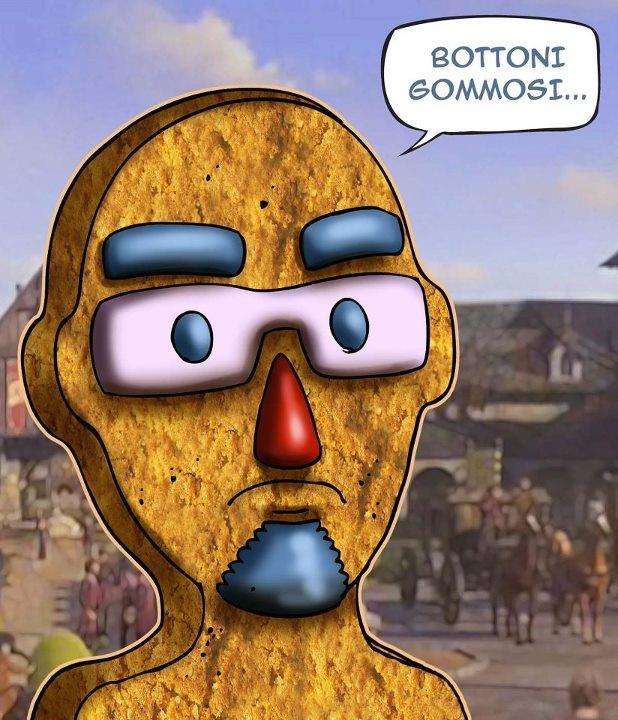 Rusty biscuits #ruggine