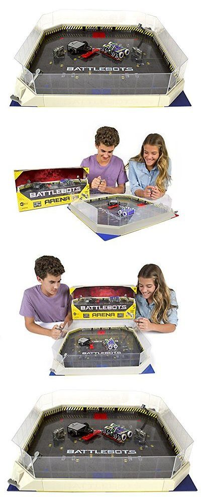 Micropets 52341: Hexbug Battlebots Arena Ir Playset -> BUY IT NOW ONLY: $66.64 on eBay!