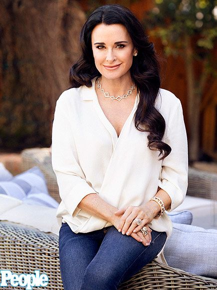 Kyle Richards: 'Less Is Better' When It Comes to Plastic Surgery| Real Housewives of Beverly Hills, TV News, Kim Richards, Kyle Richards