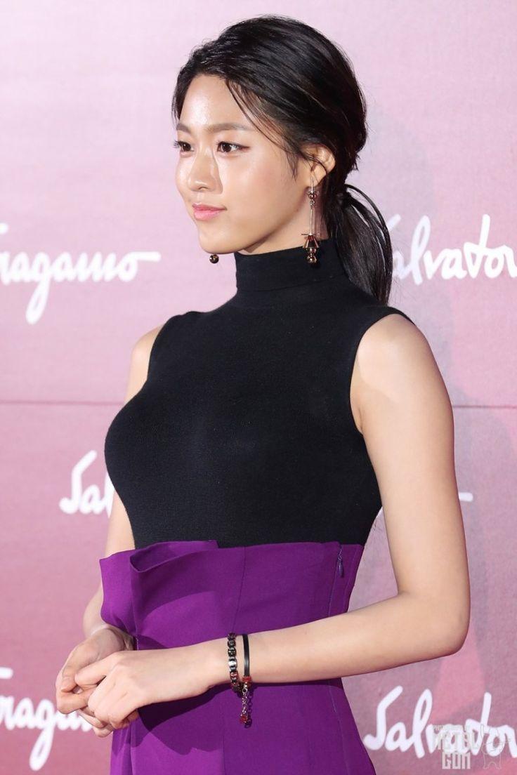 AOA 설현 Seolhyun 雪炫 페라가모 포토월 2017.03 (773×1160)