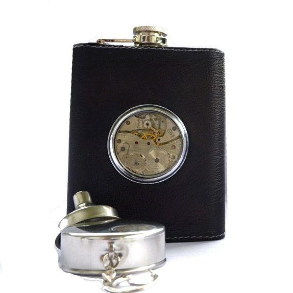 Lommelerke/hip flask
