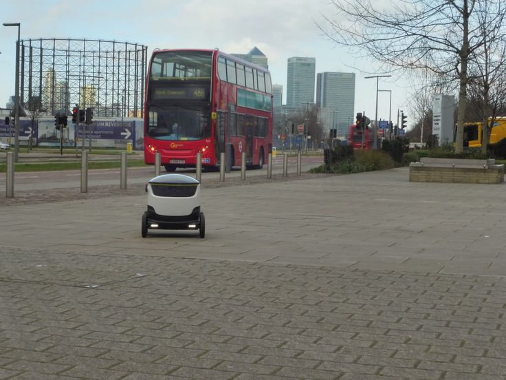 Starship's self-driving robots to deliver Just Eat orders in London - http://www.sogotechnews.com/2016/07/06/starships-self-driving-robots-to-deliver-just-eat-orders-in-london/?utm_source=Pinterest&utm_medium=autoshare&utm_campaign=SOGO+Tech+News