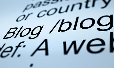 However, this started to change as the group of people who kept blogs became more diverse.