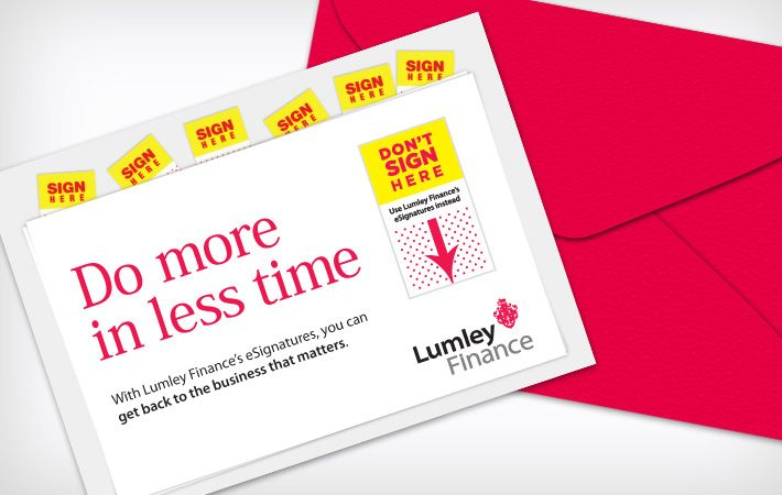 Lumley Direct Mail