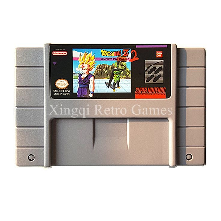 >> Click to Buy << Super Nintendo SFC/SNES Game Dragon Ball Z Super Butouden 2 Video Game Cartridge Console Card US English Version #Affiliate