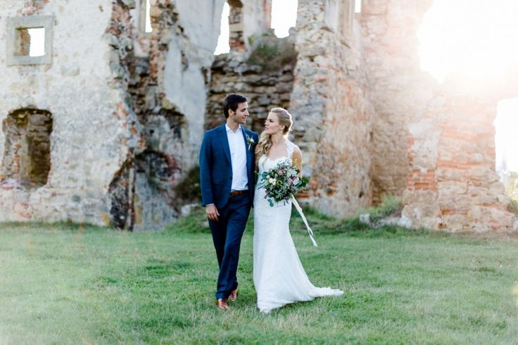 Elegant chic wedding