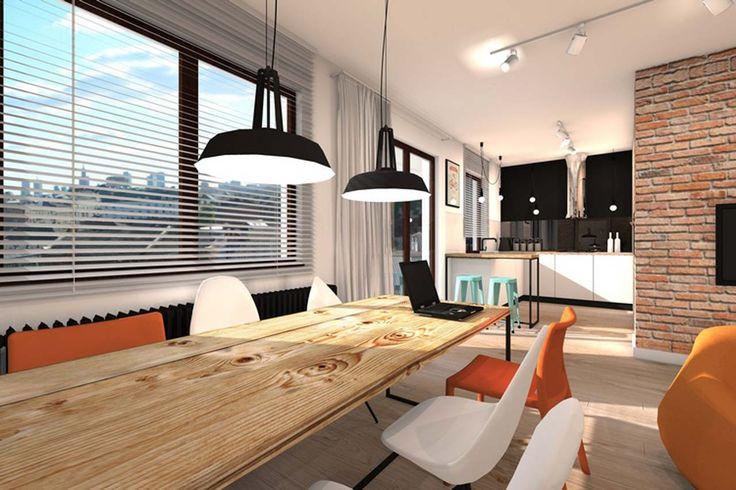Best Home Interior Design Kichen Design Ideas ~ http://www.lookmyhomes.com/best-home-interior-design-ideas-15-photos-by-loft-in-katowice/