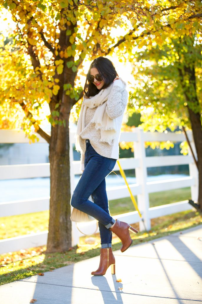 Cozy Layers For Fall...