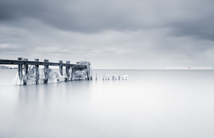 https://flic.kr/p/Fx23iP | Fifty Point Pier | From the archives at Fifty Point.   Freezing rain and ice for the past couple days - not too much fun being outside except taking a couple of photos of ice covered objects.